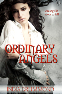 Cover of Ordinary Angels